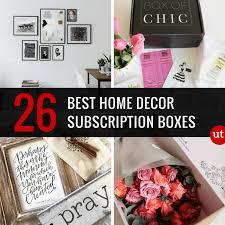home decor subscription box 26 best home decor subscription boxes urban tastebud