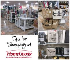 tips for shopping at homegoods mending the piggy bank