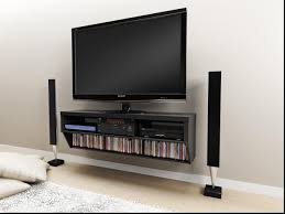 Where To Put Tv Wall Mounted Tv Stands With Shelves Astounding Livingroom Ideas