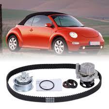 timing belt water pump kit for 98 05 volkswagen beetle golf jetta