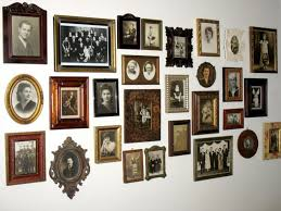 ideas for displaying photos on wall decorating ideas for family pictures diy