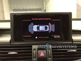 audi a7 parking audi parking system aps pdc parking distance front