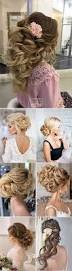 bridal back hairstyle best 25 curly wedding hairstyles ideas on pinterest curly