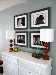 how to hang pictures in a grid tutorial east coast creative blog