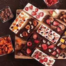 how to make chocolate bark candy chocolate bark xmas ideas and