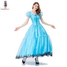 Cinderella Halloween Costume Adults Compare Prices Cinderella Halloween Costume