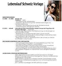 Cv Vorlage Schweiz Word Lebenslauf Schweiz Vorlage Dokument Blogs