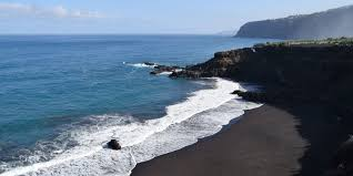 12 best black sand beaches to visit in 2017 beautiful black