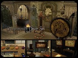 murfeel u0027s skyrim inspired decor set http videogamedirectory