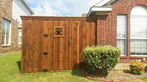 Types Of Garden Fences - fence companies dallas tx lifetime fence company dallas fences