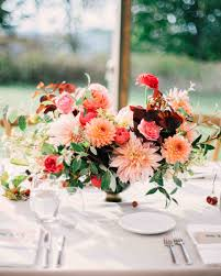 66 rustic fall wedding centerpieces martha stewart weddings