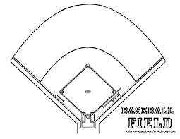 black and white baseball diamond free download clip art free