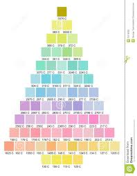 christmas tree color palette stock photography image 33718352