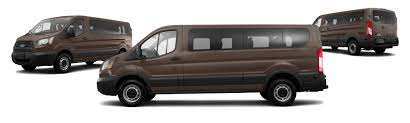 2017 ford transit wagon 350 xlt 3dr lwb high roof passenger van w