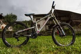 Phil Banister Propain Dirt Zelvy Show Off Custom World Champs Bike