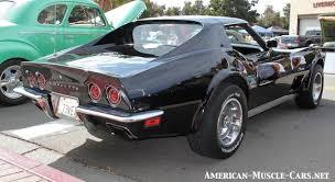 1973 corvette engine options 1973 chevrolet corvette