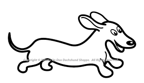 dachshund coloring pages snapsite me