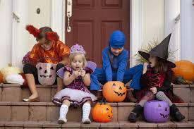 learn more about the origins of trick or treating