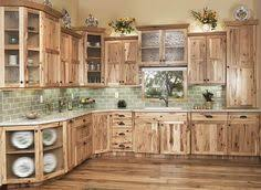 Kitchen Cabinets Stain 11 Stunning Farmhouse Kitchens That Will Make You Want Wood
