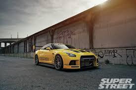 Nissan Gtr Yellow - 2012 nissan gt r u0026 2009 370z street kings photo u0026 image gallery