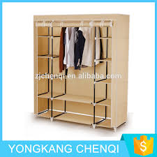 assemble plastic portable wardrobe closet assemble plastic