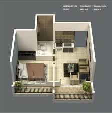 house plans studio apartment floor with attached u2013 kampot me