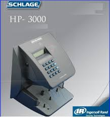 handpunch 3000 biometric time clock punch clock hand punch