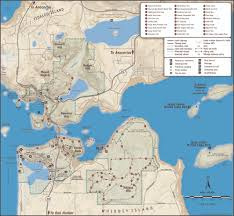 Map Of Washington Coast by Download The Official Park Map Deception Pass Park Foundation