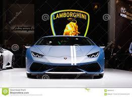 Lamborghini Huracan Front - lamborghini huracan lp 610 4 avio editorial photography image