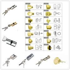 Mortise Interior Door Hardware Cj 400253 4 Aluminum Door Mortise Lock Interior Door Security Lock