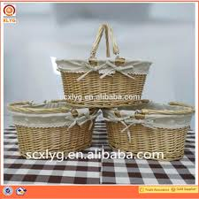 list manufacturers of wholesale wicker baskets with handles buy