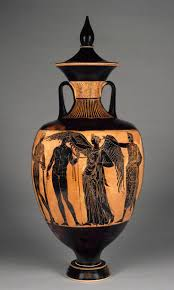 Ancient Greek Vase Painting Vase Painting Clipart Pottery Making Pencil And In Color Vase