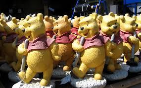 winnie the pooh winnie the pooh garden ornaments flickr