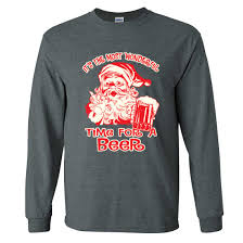 it u0027s the most wonderful time for a beer long sleeve shirt ebay