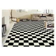 Black And White Checkered Area Rug Black White Checkered Rug Rugs Ideas