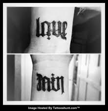 ambigram tattoos and designs page 696