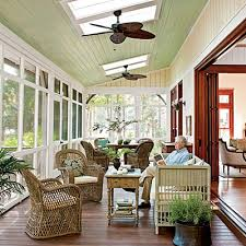 southern living porches bungalow blue interiors home screened in porches to make you swoon