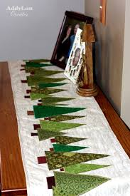 Holiday Table Runners by Christmas Table Runner Pattern Pdf