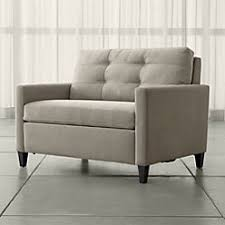 crate and barrel sofa sleeper karnes grey queen sleeper sofa crate and barrel