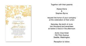 wedding reception programs exles wedding invitation printer amulette jewelry