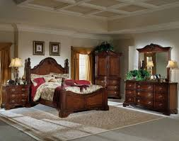 Solid Cherry Bedroom Set by Bedroom Cherry Furniture Houzz Pertaining To New House Prepare