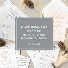 wedding invitation sle black friday wedding invitations sale a p designs