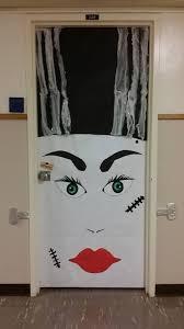 Frankenstein Door Decoration 65 Best Ideas Para La Oficina En Halloween Images On Pinterest