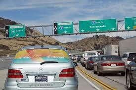 mercedes northern california crossing california on hydrogen