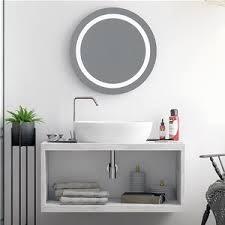 mensola lavabo da appoggio nuovo mobile bagno 105 cm legno bianco con mensole per lavabi d