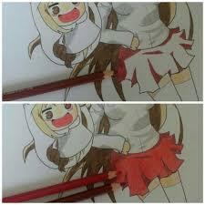 ayame draws umaru doma anime amino