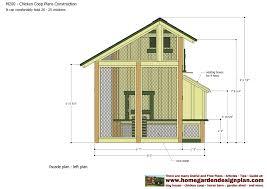 home garden plans m200 chicken coop plans construction
