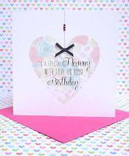 auntie birthday card ebay