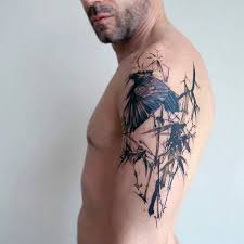 50 bamboo tattoo designs for men lush greenery ink ideas
