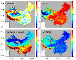 China On A Map by Remote Sensing Free Full Text Evaluation Of Persiann Cdr For